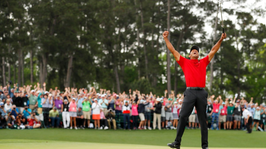 Tiger Woods regresa y conquista su quinto Masters
