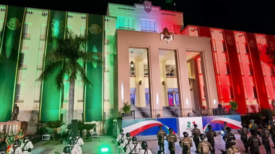 Conmemora Tamaulipas el 211 Aniversario del inicio de la Independencia