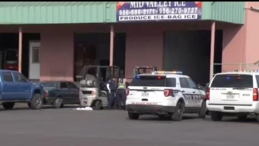 Fallece una persona en la central de abastos en McAllen