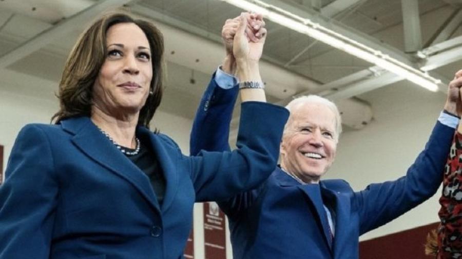 Arrestan a hombre que amenazó de muerte a Joe Biden y Kamala Harris