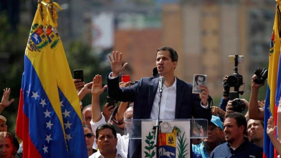 Reconocen Países europeos a Guaidó como presidente de Venezuela