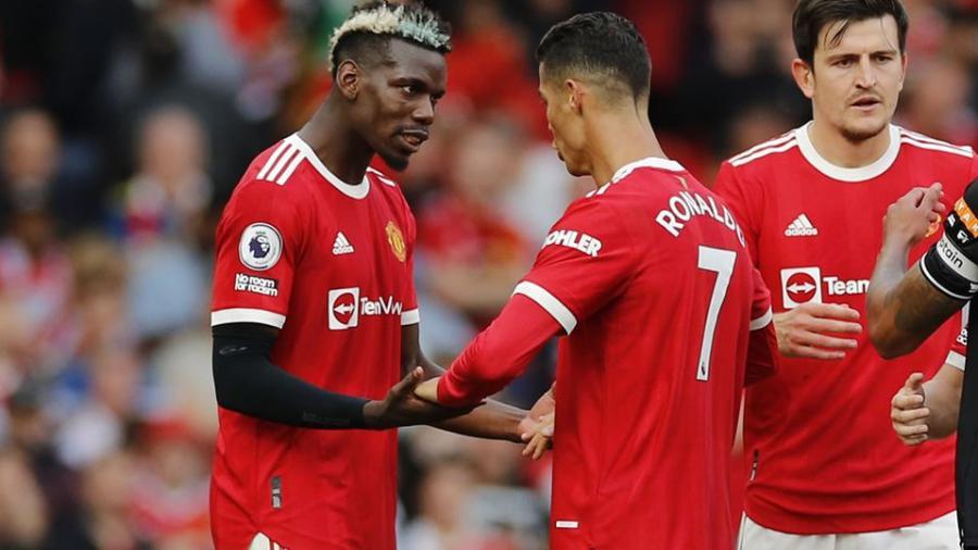 Llegada de Cristiano al Manchester United alejaría a Paul Pogba del Real Madrid