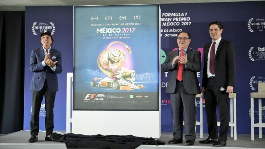 El GP de México mantendrá los precios de las entradas para la carrera de 2017
