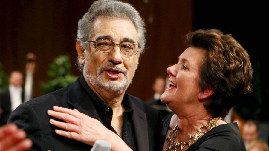 Cancela Orquesta de Filadelfia presentación de Plácido Domingo tras acusaciones de acoso sexual