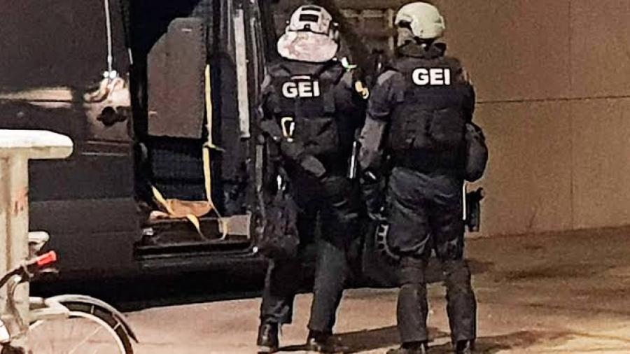 Detienen a 14 personas en una operación antiterrorista en Barcelona