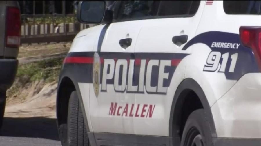 Buscan a hombre que abrió fuego en el centro de McAllen