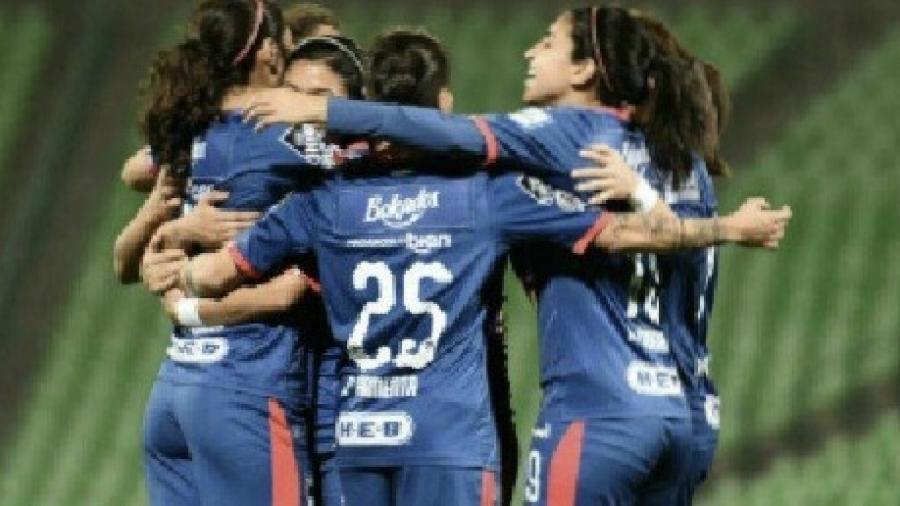 Monterrey derrota Santos Laguna y domina Liga MX Femenil
