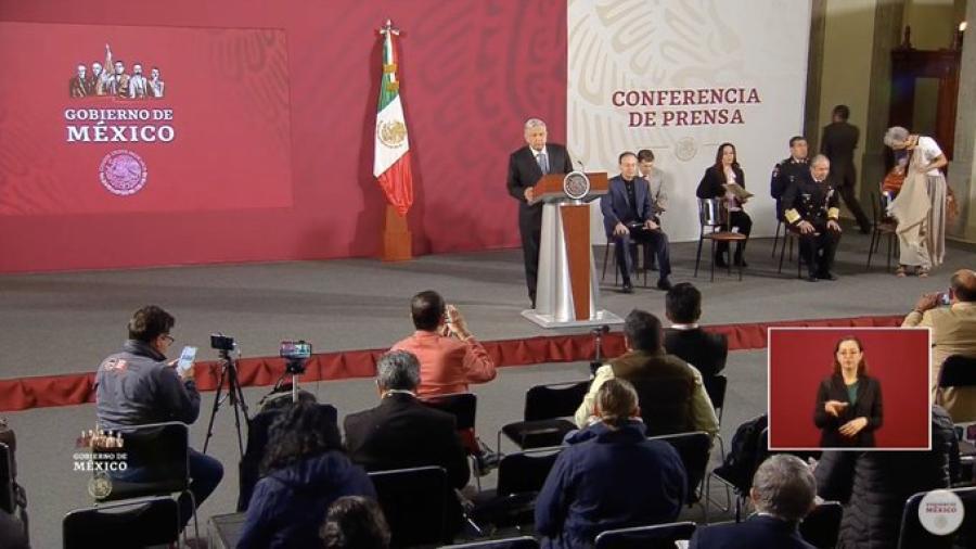 SP, GN, Consulta Mexicalli, esto y mas en conferencia matutina de AMLO