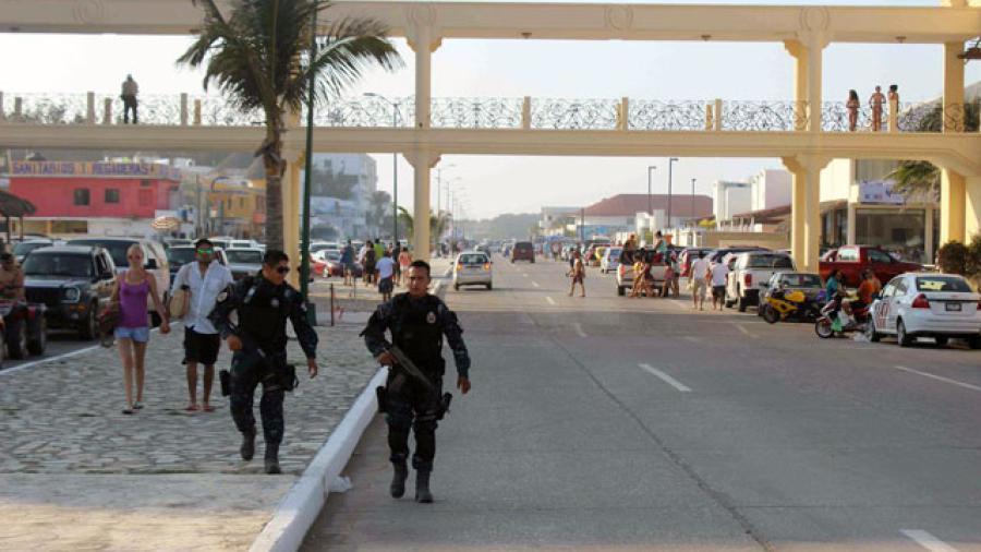 Confían que paro de labores de la Policía Federal no afecte a Tamaulipas
