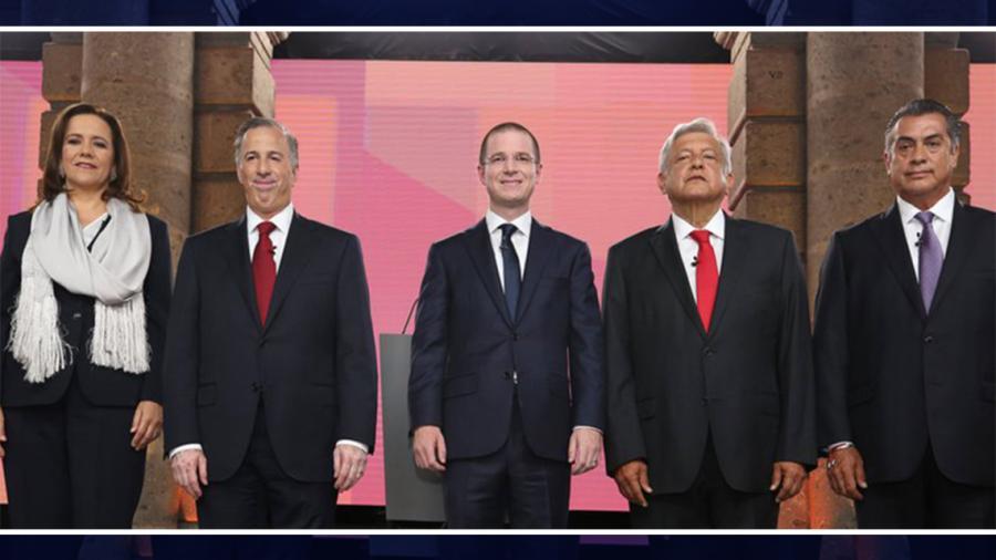 """""""Crónica de un cambio"""", la historia detrás de los debates presidenciales de 2018"""