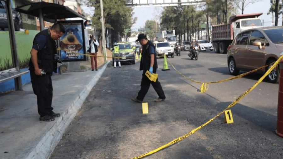 Muere migrante hondureño en Guatemala