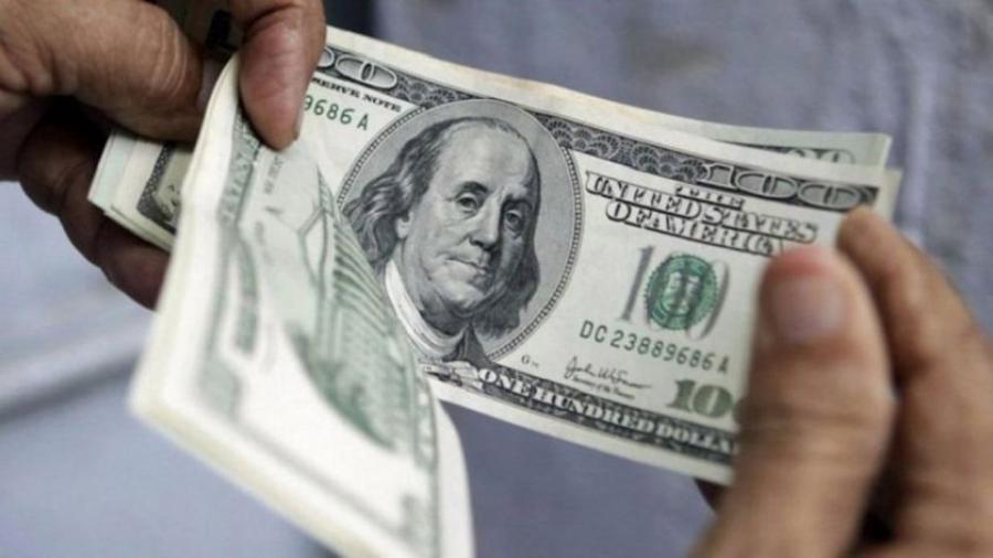 Dólar en $19.45 pesos en AICM a la venta