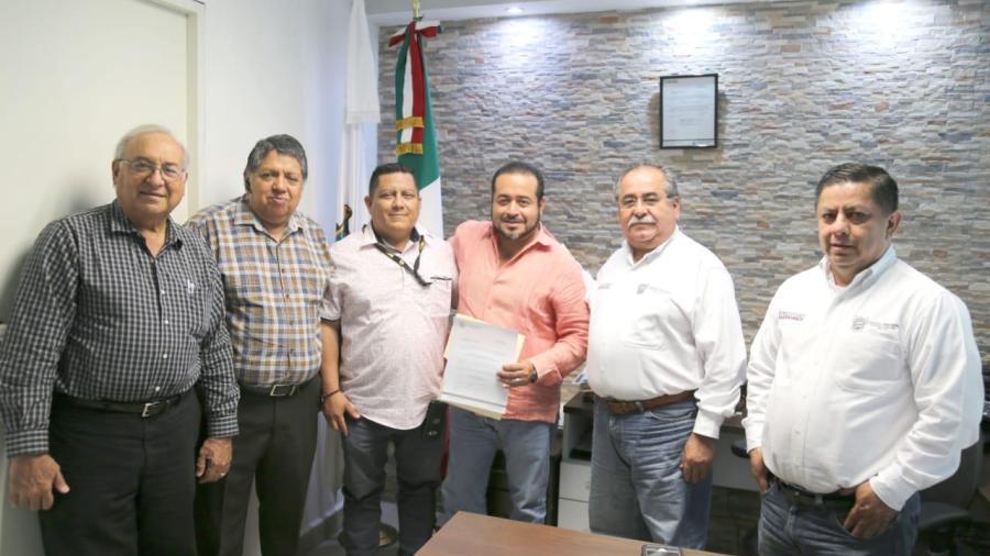 Presentan a Rommel Martínez como nuevo titular de Protección Civil de Madero