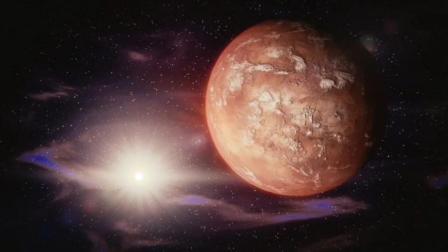 Bombas nucleares en Marte buscan hacerlo habitable