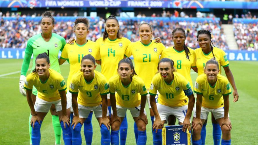 Brasil anuncia su lista de Selección de Fútbol Femenil para los Olímpicos de Tokio 2020