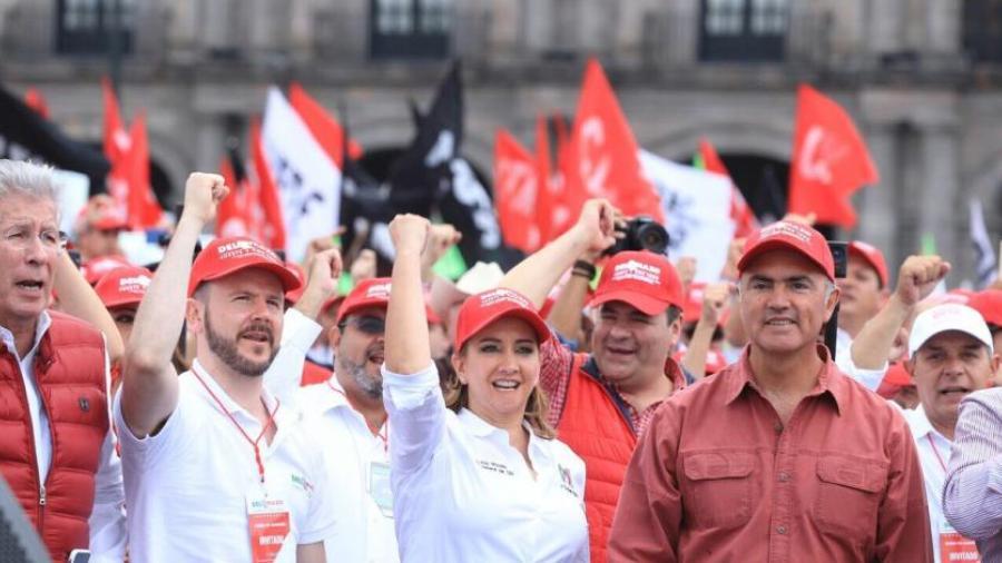 Reconoce PRI tener 5 millones de militantes menos de los informados al INE