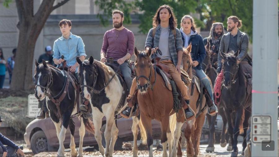 "Tamaulipeco debuta en novena temporada de ""The Walking Dead"""