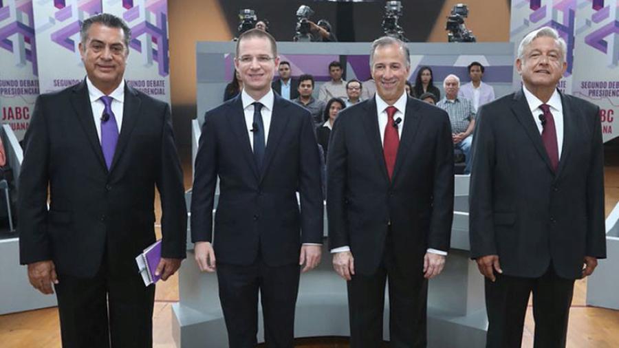 Mentiras y verdades que dijeron los candidatos en el segundo debate
