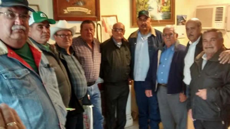 Nombran a Argelio Sáenz como nuevo líder de los campesinos en Camargo