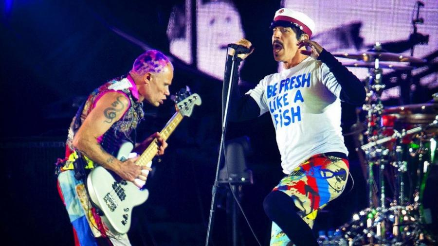 Red Hot Chili Peppers tocará en las Pirámides de Egipto
