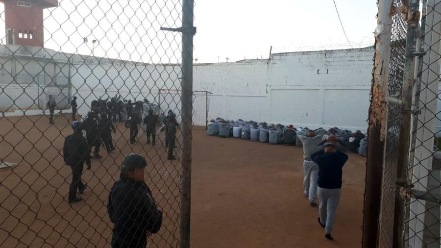 Trasladan a siete reos de Tamaulipas a nuevos centros penitenciarios