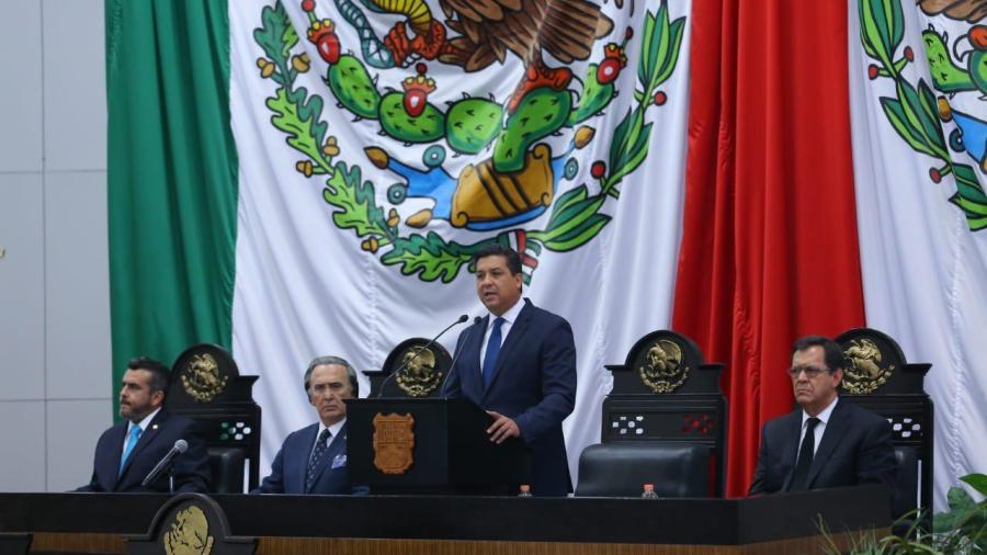 Entrega Francisco Javier García Cabeza de Vaca su Segundo Informe de Gobierno