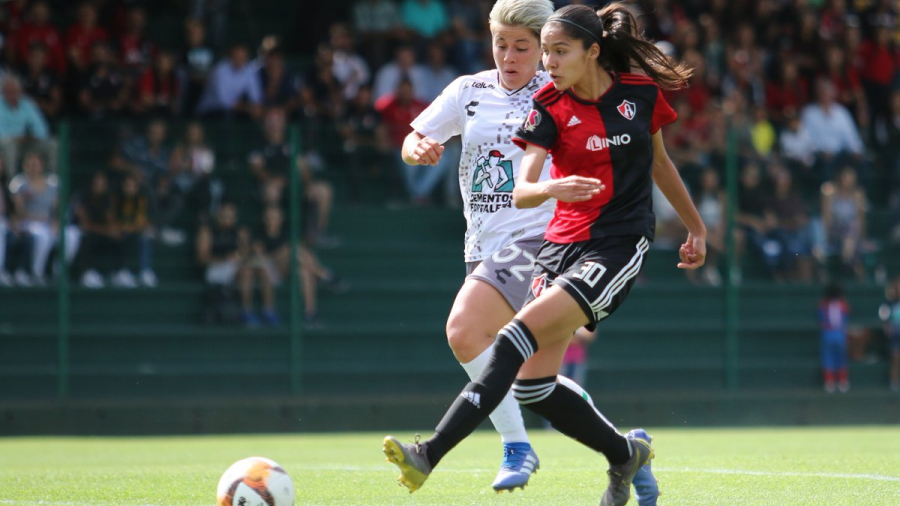 Pachuca toma ventaja en la ida de los cuartos de final de la Liga Mx Femenil