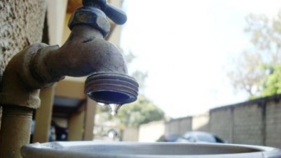 Por obras de mantenimiento, suspenderán servicio de agua