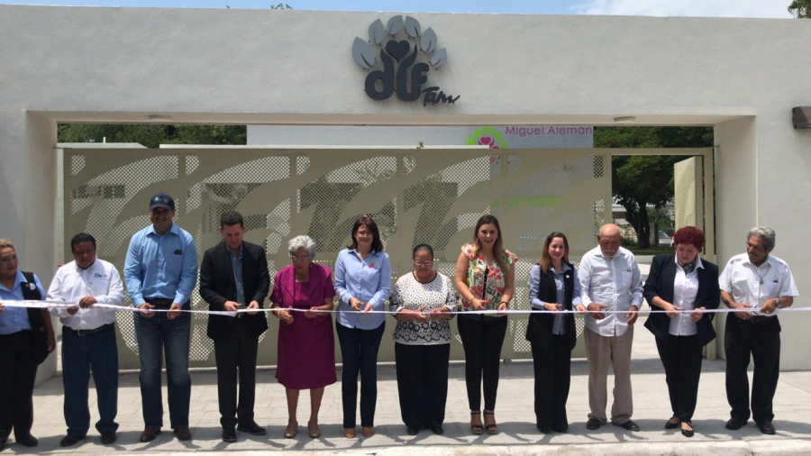 DIF Tamaulipas promueve nuevos y mejores espacios para los adultos mayores