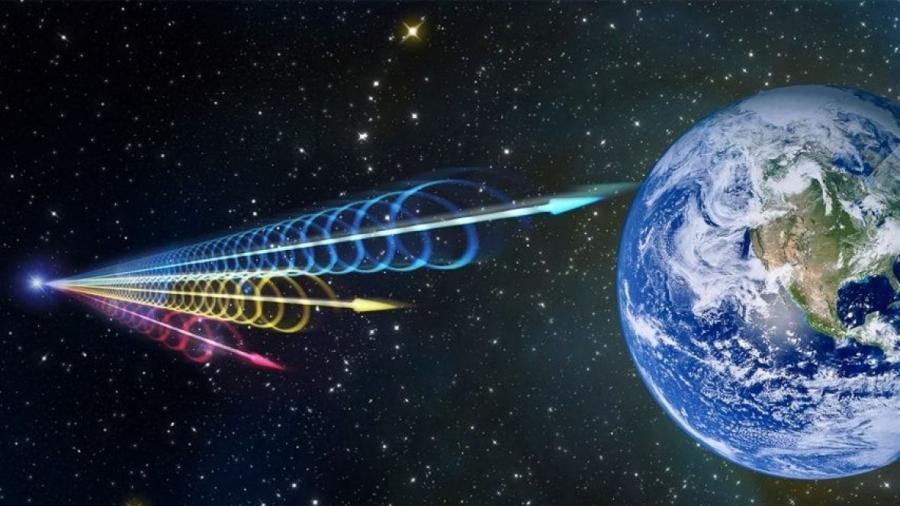 Detectan ondas radiales en el espacio, investigan su procedencia