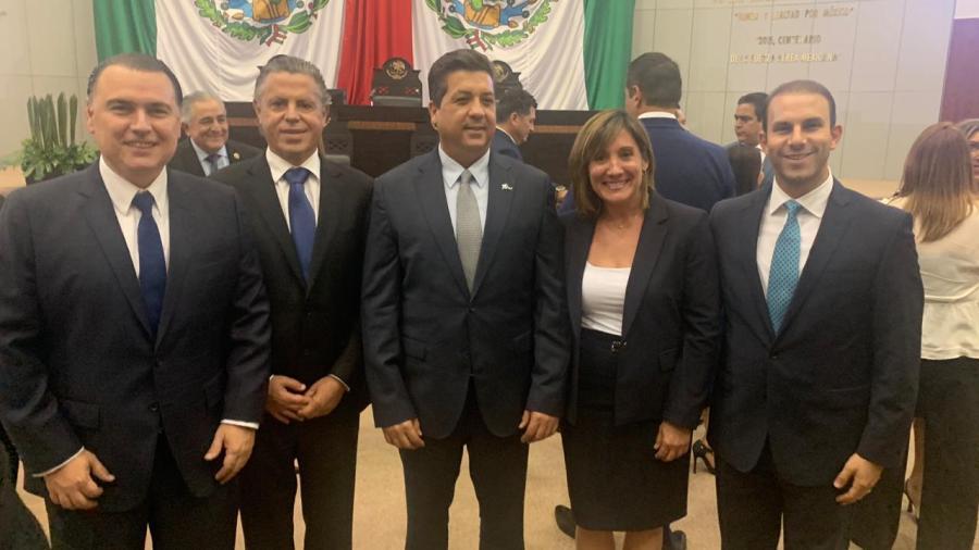 Tampico vivirá nuevos tiempos de progreso: Chucho Nader