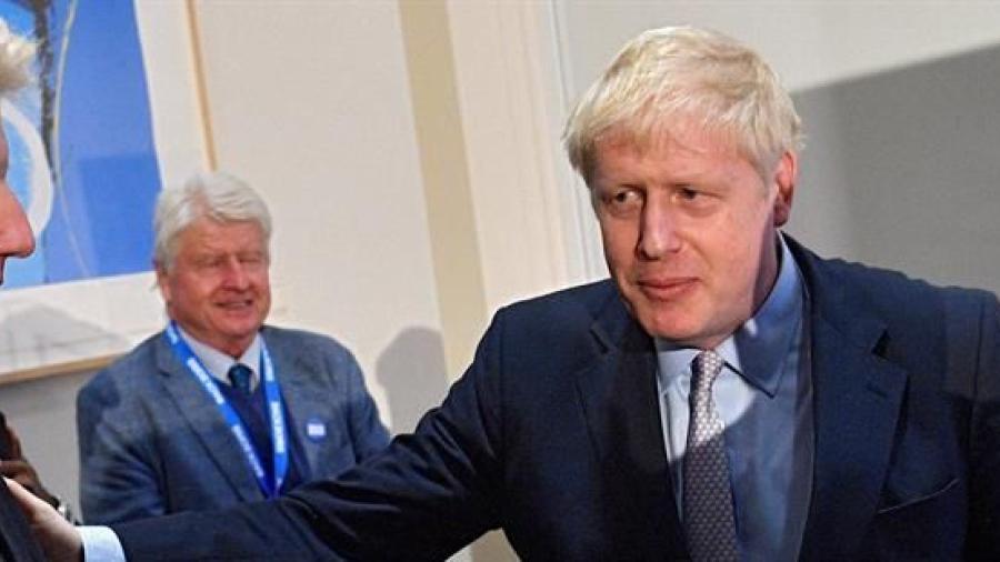 Boris Johnson se impone en la primera votación para reemplazar a Theresa May