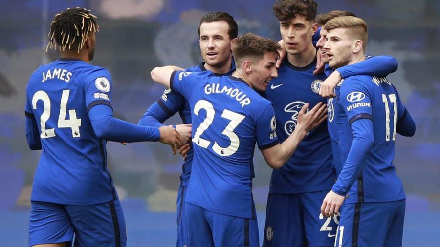 Kai Havertz fue el héroe del Chelsea ante el Fulham