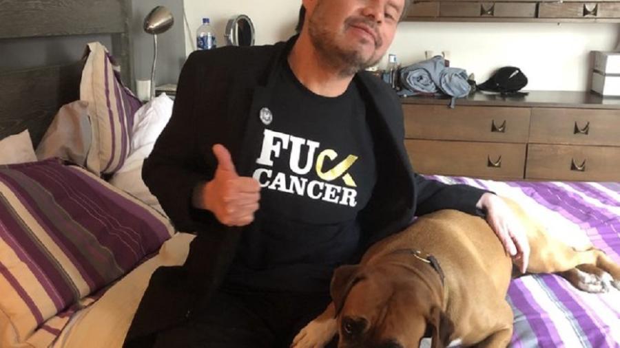 Lino Nava gana batalla contra el cáncer