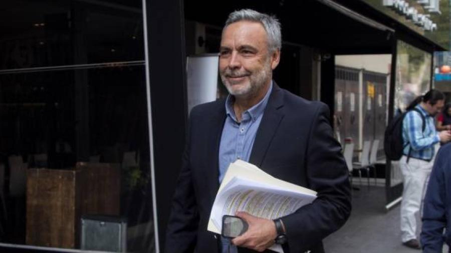 Alfonso Ramírez Cuellar es nombrado Presidente Nacional interino de Morena