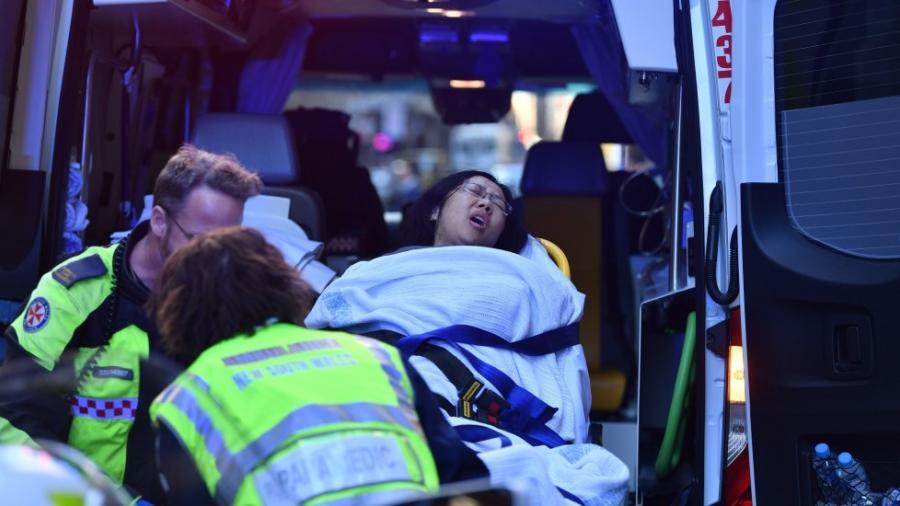 Ataque en Sidney deja a una mujer muerta