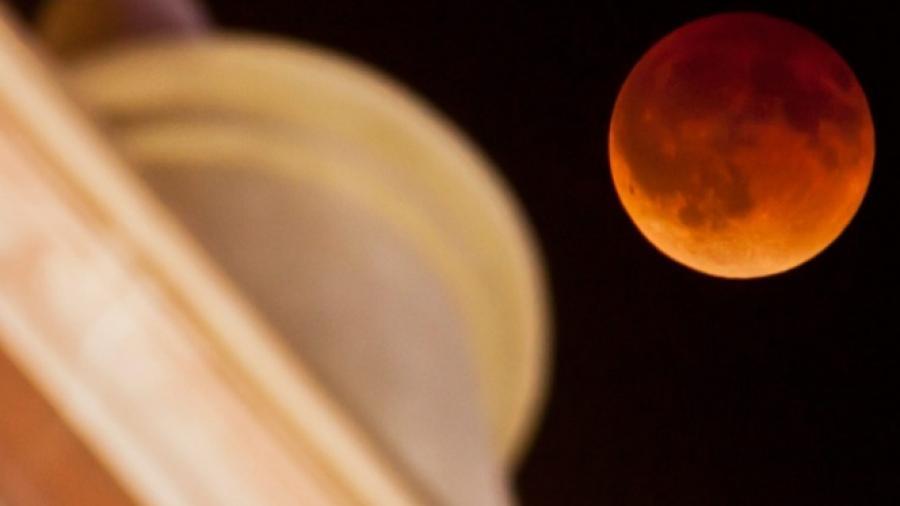 ¿Ya están listos para el eclipse total de Luna?