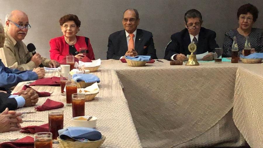 Anuncian a nuevo presidente de la Sociedad de Historia de Reynosa
