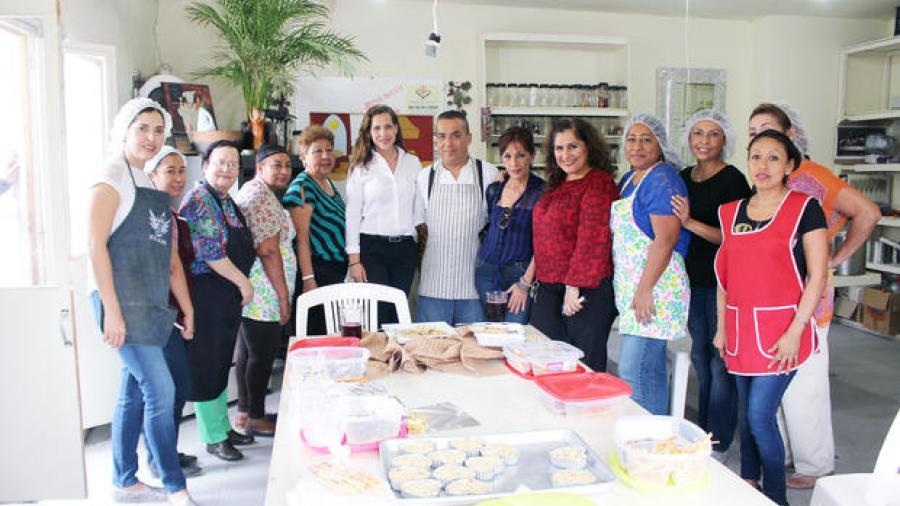 En Río Bravo promueven el autoempleo