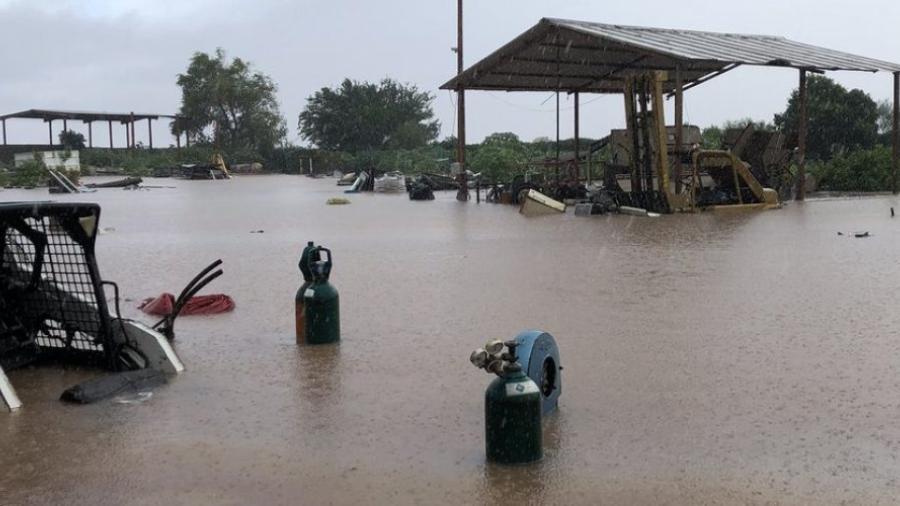 Afectaciones ha dejado tormenta 19-E en Sinaloa y Sonora