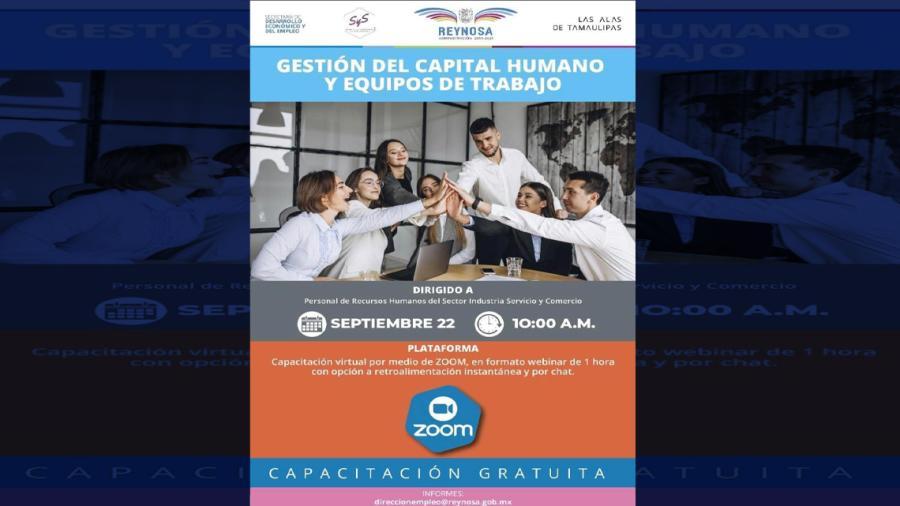 Ofrece Municipio seminario empresarial gratuito