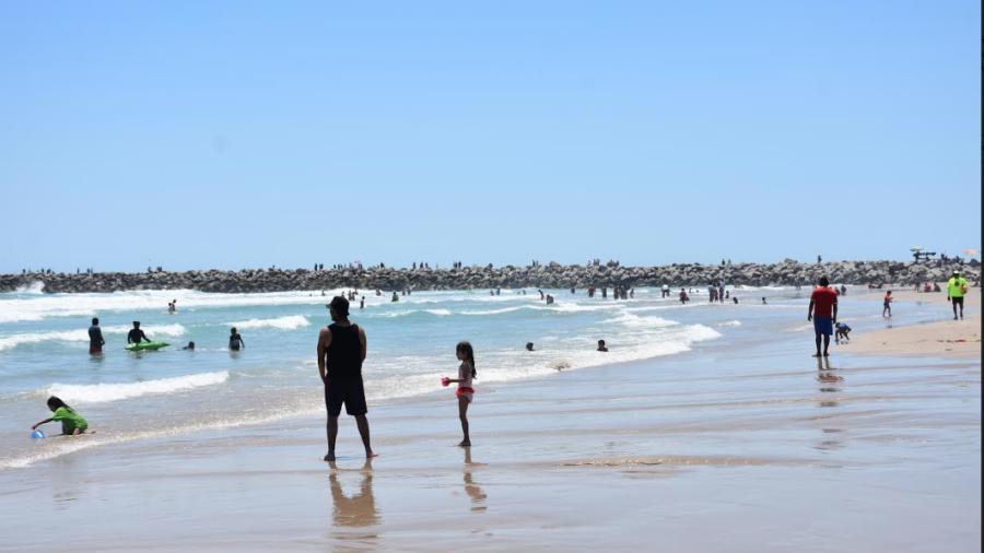 Inician trabajos para la Certificación Blue Flag de Playa Miramar