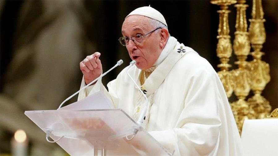 Respalda el Papa Francisco la unión civil de parejas del mismo sexo