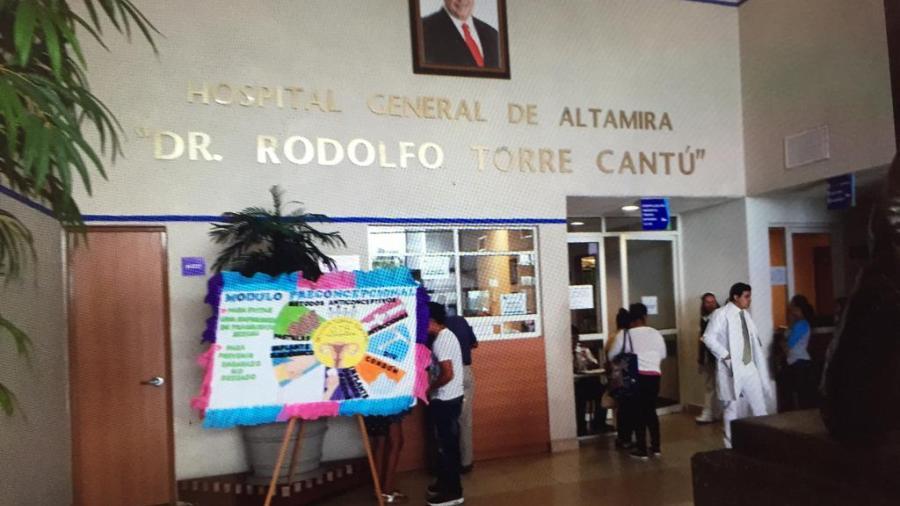 """Variaciones eléctricas siguen dañando equipo médico del hospital """"Rodolfo Torre Cantú"""""""