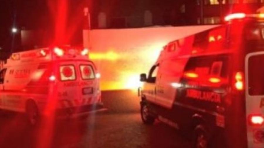 Mueren dos personas tras balacera en Coyoacán