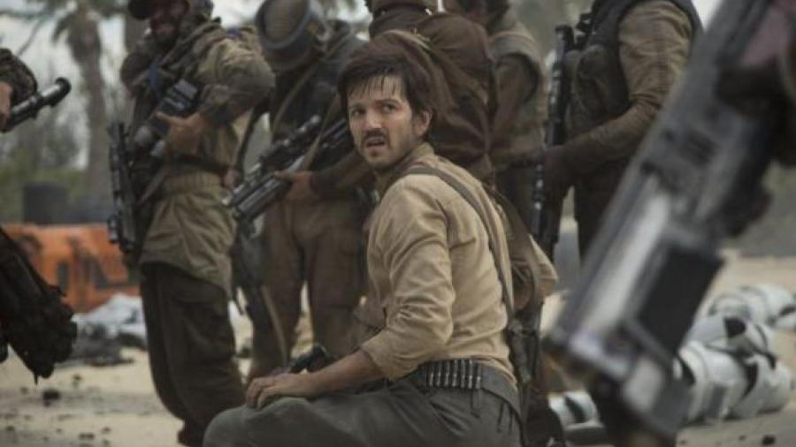 Diego Luna protagonizará serie de Star Wars