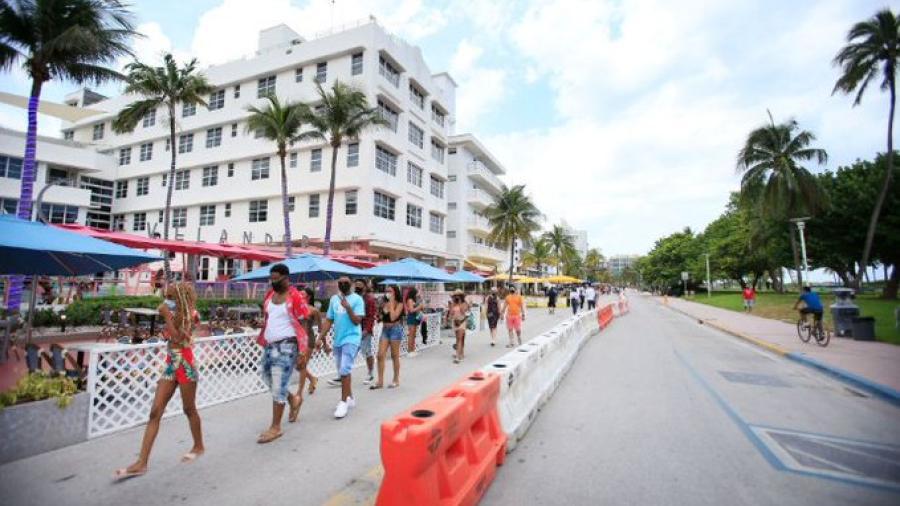 Miami se convierte en el epicentro de la pandemia en EU, según expertos