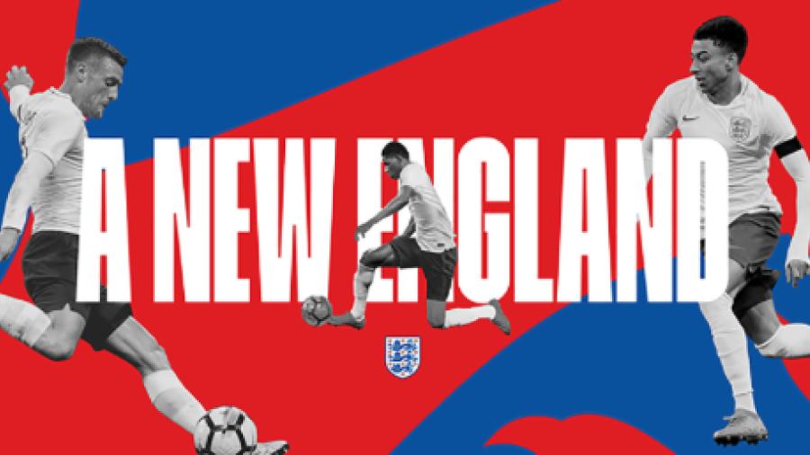 Así anunció Inglaterra sus convocados a Rusia 2018