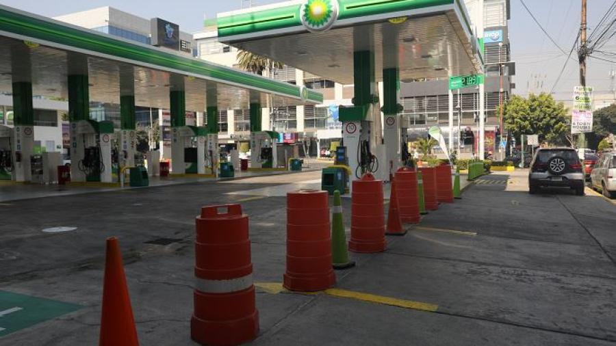 Confía AMLO que desabasto de gasolina termine