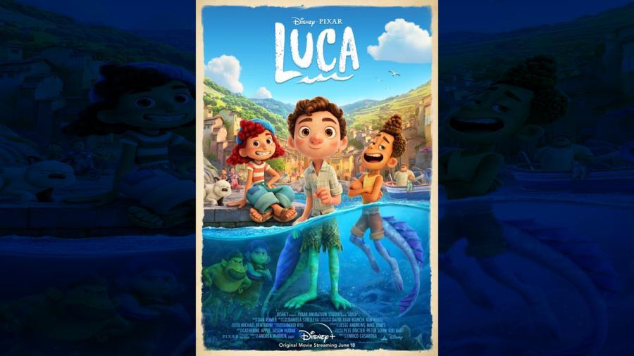 """Disney+ estrena nuevo tráiler de """"Luca"""""""